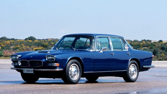 Quattroporte I - First series