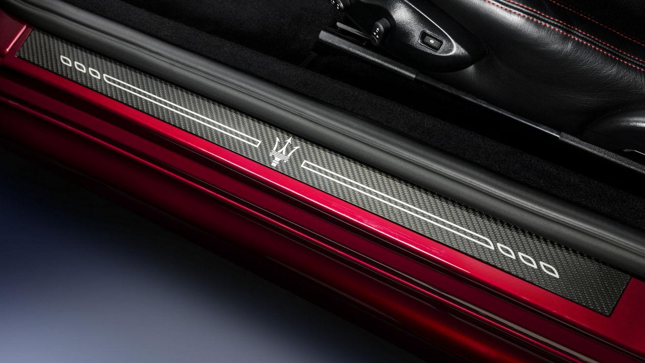 Rear Cargo Storage Folding Box Trunk Maserati Coupe Spyder 3200 GT Quattroporte