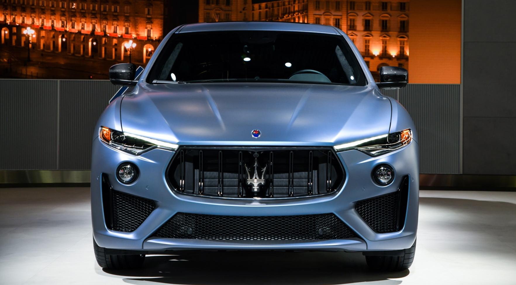 Maserati Levante GTS ONE OF ONE Ray Allen - Salone di New York 2019