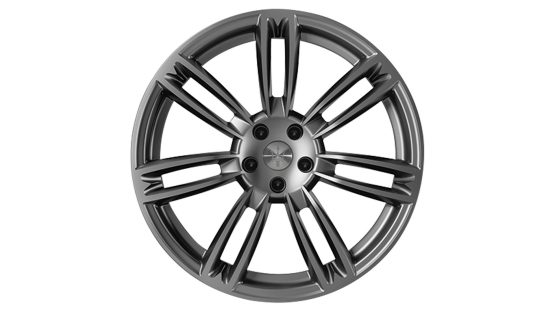 Maserati Ghibli rims - Urano Polished