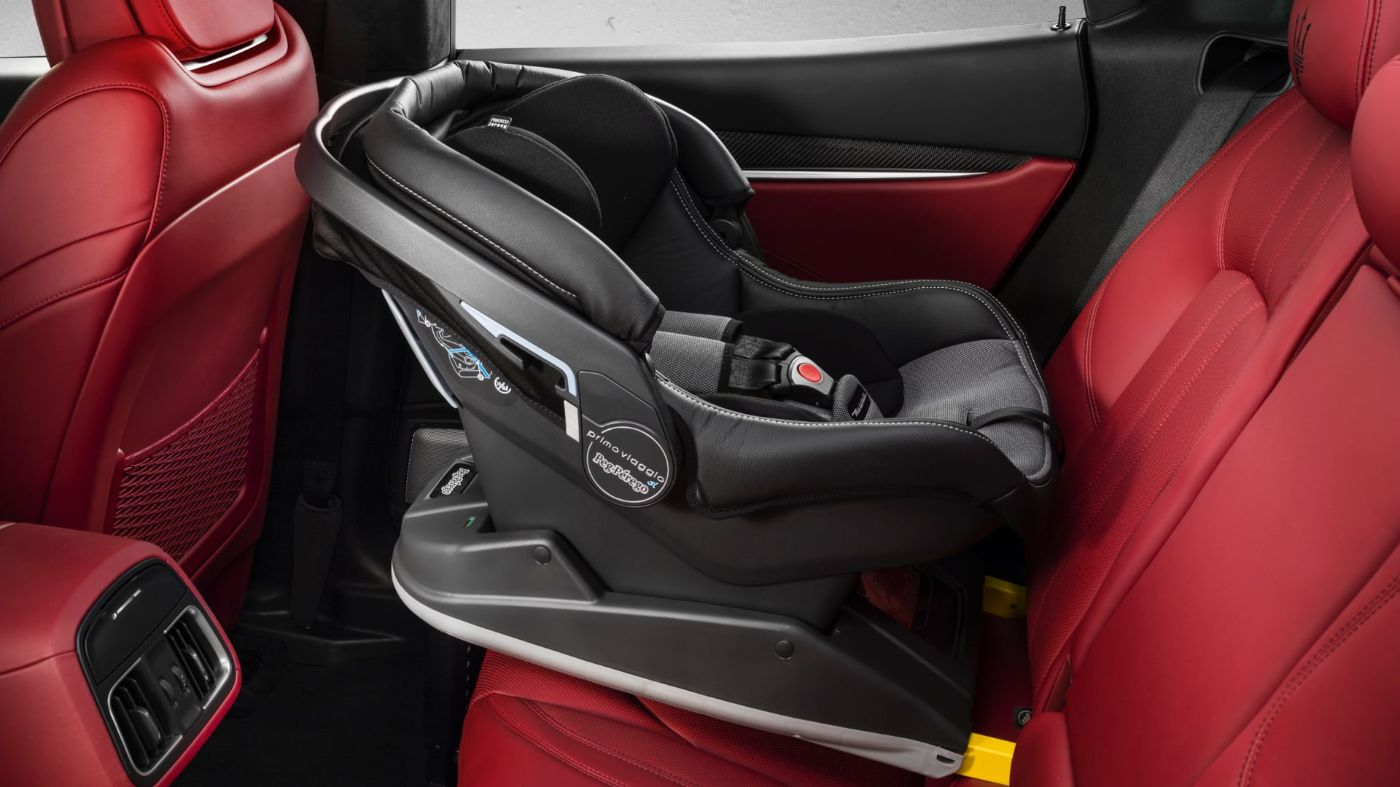 Maserati Levante accessories - Child Seat