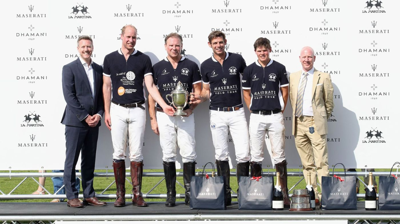 Maserati Polo Tour 2018 - UK - Team Maserati