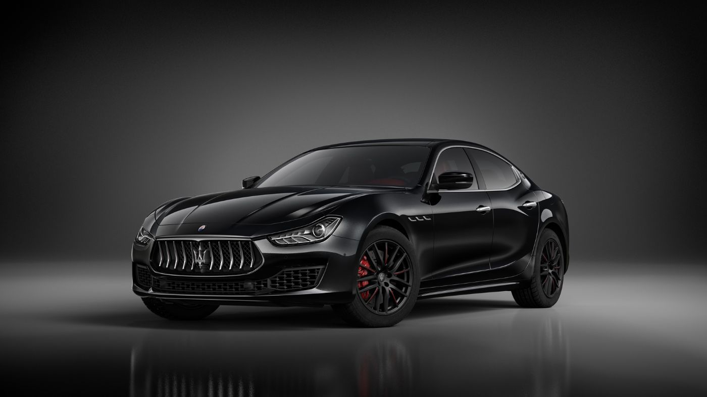Maserati Ghibli Ribelle Sonderedition